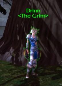 Drinn, the Frostwolf